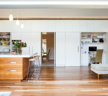 Photo - Residential - Built-in - Kitchen - Steele Associate - Baringa Road
