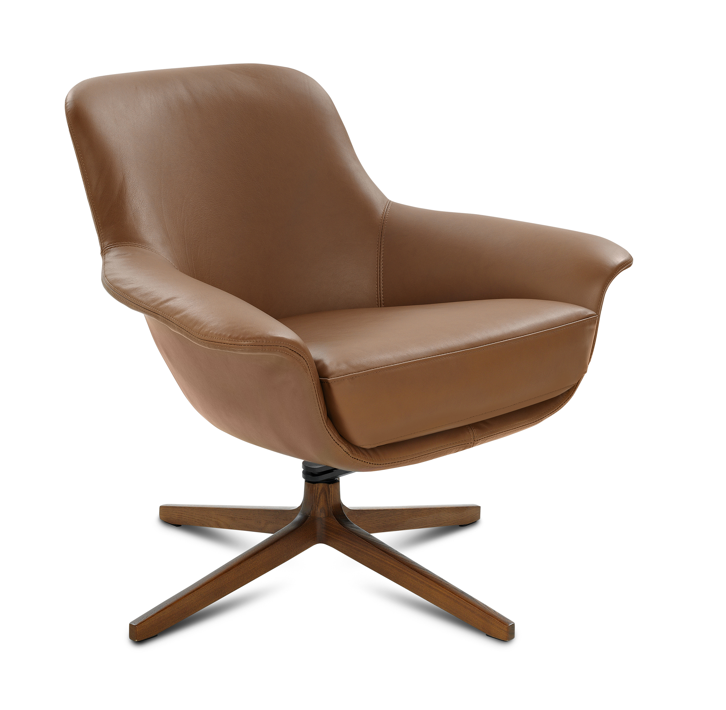 Seymour low back swivel chair by king furniture for King living furniture lounge