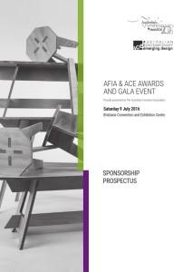 awards prospectus cover