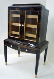 CIGAR HUMIDOR by SMITH AND GRAY