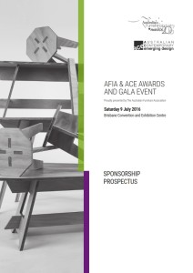 awards prospectus cover